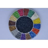 Buy Anti Shock Epdm Crumb Rubber Water Permeable Light Weight Customized Colors at wholesale prices
