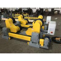 Quality 10 Ton Pipe Welding Rollers With Vessels Diameter Ranges 320 - 2800 mm for sale