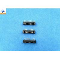 Quality single row vertical wafer connector right angle wire to board connectors with 2.00mm pitch for sale