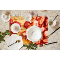 Quality Customized Eco-Friendly 0.6mm PET 3D Lenticular  Placemat For Kitchen & Kids for sale