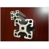 Quality 20mm x 20mm Anodized Industrial Structural Aluminum Profiles For Assembly Line for sale