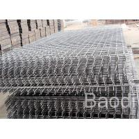 Buy cheap Balcony / Wall Welded Wire Mesh Concrete Reinforcement Sizes 150 X 150 Mm from wholesalers