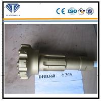 Quality 203mm Diameter DHD360 Water Well Drill BitsHigh Abrasion Resistant Cemented Carbide for sale