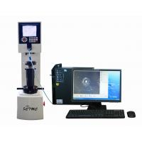 Quality Digital Brinell Hardness Tester with CCD Image Automatic Measuring System for sale