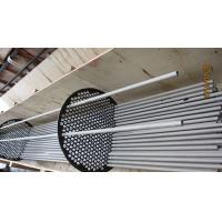 Buy Heat Exchanger Stainless Steel Seamless Tube ASTM B677 UNS NO8904 / 904L at wholesale prices