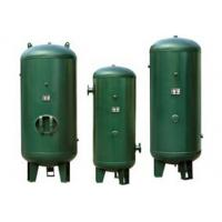 Quality Vacuum Vertical Air Receiver Replacement Portable Air Compressor Tanks For Air Storage for sale