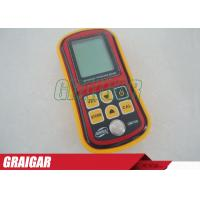 Quality GM-100 1.2-220mm (Steel),Resolution:0.1mm, 10mm 5MHz probe Ultrasonic Thickness Gauge GM100 for sale