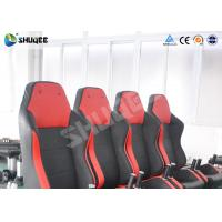 Quality Durable 5D Movie Theater For Electronic Motion Control System In Theme Parks for sale