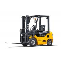 Quality 3.5 ton diesel forklift with isuzu engine 3.5t forklift truck price for sale