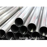 Quality Bright Annealed Stainless Steel Tube ASTM A249 TP304 Tig Welding Stainless Tubing for sale
