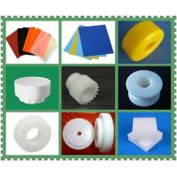 Quality Colorful Plastic Machined Parts Long Wearing High Strength Corrosion Resistance for sale