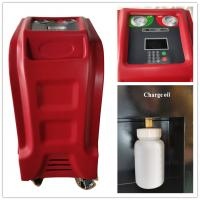 Quality 5 inch Colorful Screen Auto Ac Recovery Machine for sale