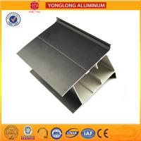 Quality Powder Coating Aluminum Alloy Profiles RAL Colors Highly Glossy for sale