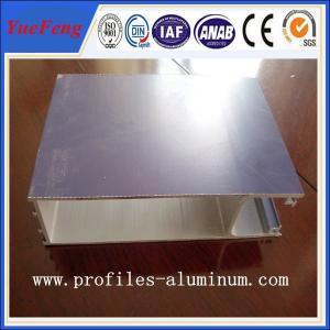 Quality aluminum extrusion profiles catalog/ aluminum profiles and accessories for sale
