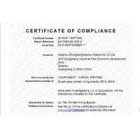 Shenzhen Shinelink Technology Ltd Certifications