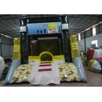 Quality Digging car inflatable bouncer / Engineering vehicles inflatable bouncer / Inflatable building car bouncer for sale
