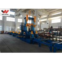 Buy Assembly Welding Straightening H Beam Welding Line 3 In 1 High Efficiency for at wholesale prices
