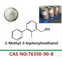 Quality 99.5% white crystal 2-Methyl-3-biphenylmethanol Bifenthrin alcohol cas 76350-90-8 for sale