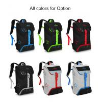 Buy Hit Color Comfortable Mountaineering Backpack Waterproof For Sports / Travel at wholesale prices