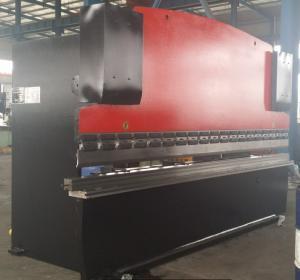 China Benchtop Hydraulic Steel Plate Press Brake Machine 63T / 2500mm on sale