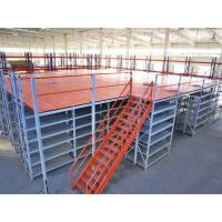Quality  Cold Rolled Structural Rack Supported Mezzanine  for sale