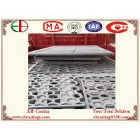 Furnace Bed Plates High Temperature Steel for Trolley Quenching Furnaces EB22195 for sale