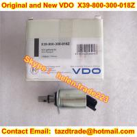 Buy Original and New VDO X39-800-300-018Z VCV CONTROL VALVE X39800300018Z at wholesale prices