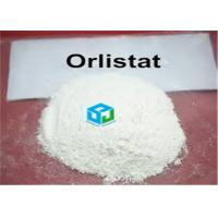 Quality Muscle Building / Fat Loss Steroids Raw Powder Orlistat Oral Pills CAS 829-58-2 for sale