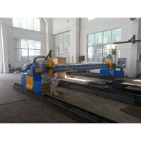 Quality 2 Flame Cutting Torches CNC Cutting Machine For Steel Plate Automatic Cut Gantry Type for sale