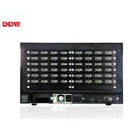 China 1080P lcd display datapath x 4 - video wall controller HDMI splitter Aluminum brushed DDW-VPH0708 for sale