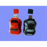 Buy cheap Car shape USB flash disk from wholesalers
