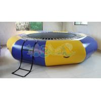Quality Inflatable Trampolin For Water Park for sale