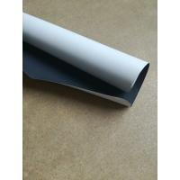 Quality Custom Woven Polyester Fabric , Waterproof  Tarpaulin Outdoor Awning Fabric Rolls for sale