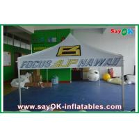 Quality 3 x 3m Pop-up Folding Tent With Company Logo Steel Frame for sale