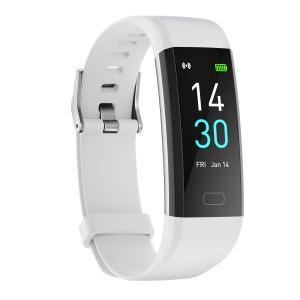 "Quality Pulseira 0.96"" TFT 80*160dpi Waterproof Wristband Watch 105mAh for sale"
