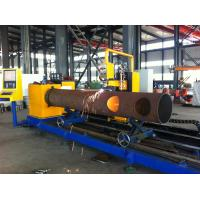 Quality CNC Square / Rectangular Pipe Cutting Beveling Machine Reasonable Humane Design for sale