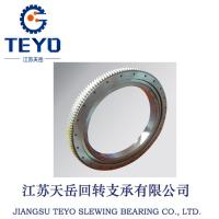 China inner teeth outer teeth no teeth slewing bearing ring    turntable bearing on sale