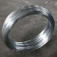 Buy cheap 1.6mm Diameter Electro Galvanized Steel Wire for Armouring Cable from wholesalers
