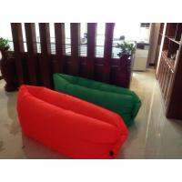 Quality Hot sell lamzac hangout fast inflatable sofa air bed  ,dont need pump,very easy to use for sale