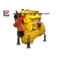 China Small Industrial Diesel Engines 8kw - 300kw with Water Cooled Electric Starting Multi cylinder on sale