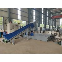 Quality High Temperature Plastic Recycling Pellet Machine With Pressure Sensors for sale