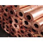 China Chromium Bronze Solid Copper Tube For Welding Machine Motor Commutator for sale