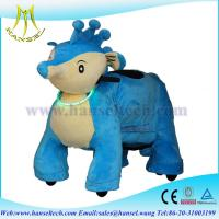 Quality Hansel animal rider 12v kids electric ride for sale