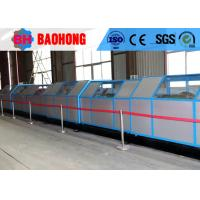 630mm Bobbin Wire Cable Armouring Machine For Copper And Al Counductor