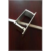 Quality T3 / T8 Black Anodized Aluminum Extrusions , CNC Aluminium Extruded Profiles for sale