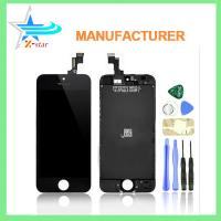 Buy cheap Original iphone 5 Digitizer LCD iPhone LCD Screen Replacement from wholesalers