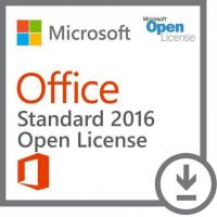 Quality Microsoft Office Standard 2016 License Digital Download Available for sale