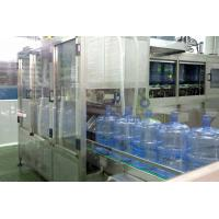 Quality 13KW 5 Gallon Water Filling Machine With Barrel Rinser For Pure Water for sale