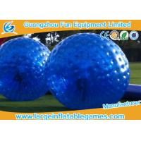 Buy Full Color Inflatable Zorb Ball Water - Proof Logo Printing For Bowling at wholesale prices