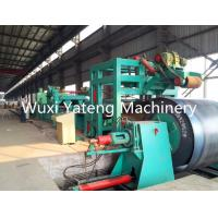 China Metal Slitting Machine Cut To Length Line For Hot / Cold Rolled Steel Cutting on sale